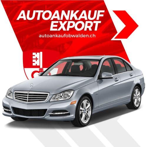 Autoankauf Export Obwalden